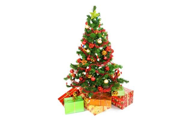 Раздаем подарки к Новому году!